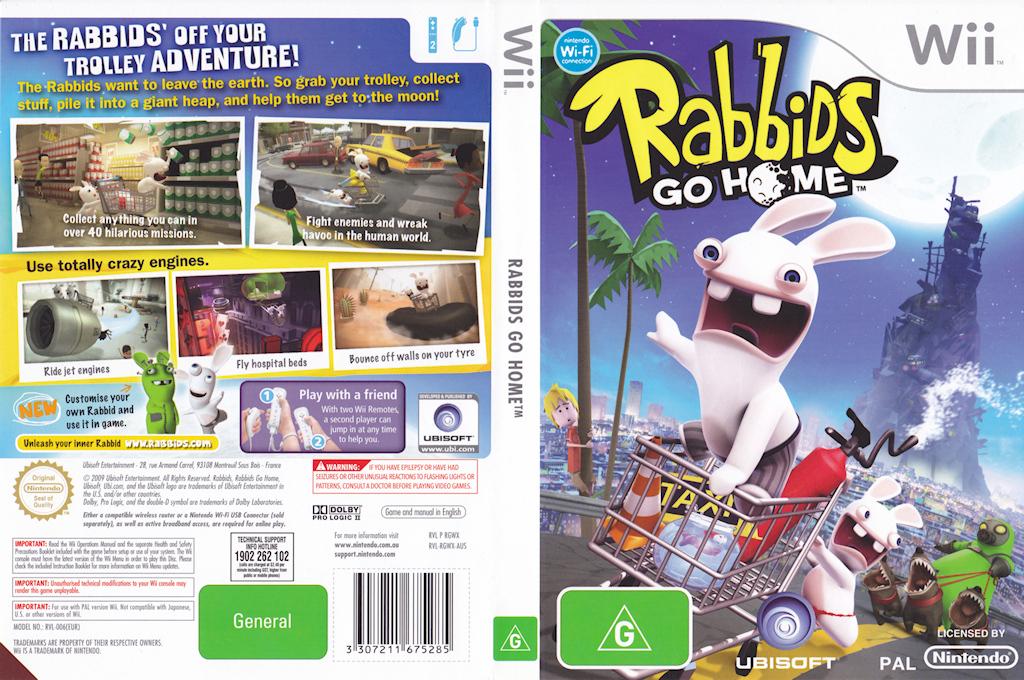 Rabbids Go Home Wii coverfullHQ (RGWX41)