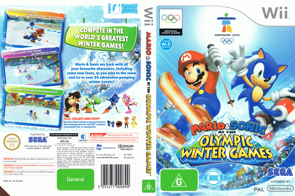 Mario & Sonic at the Olympic Winter Games Array coverfullHQ (ROLP8P)