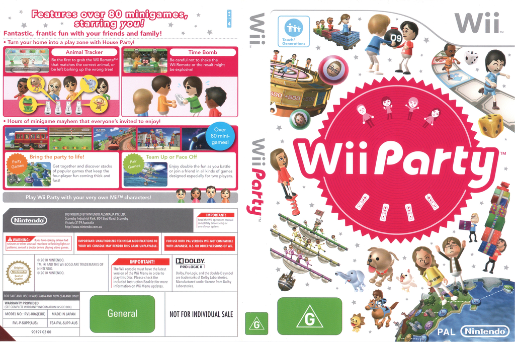Wii Party Wii coverfullHQ (SUPP01)