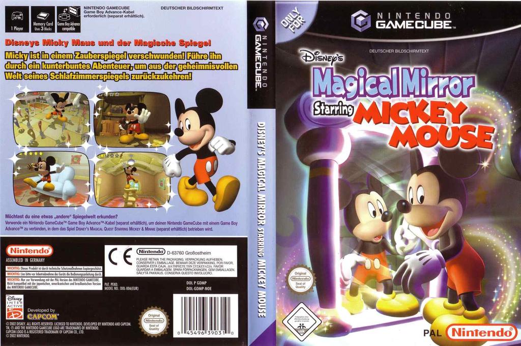 Wii coverfullHQ (GDMP01)