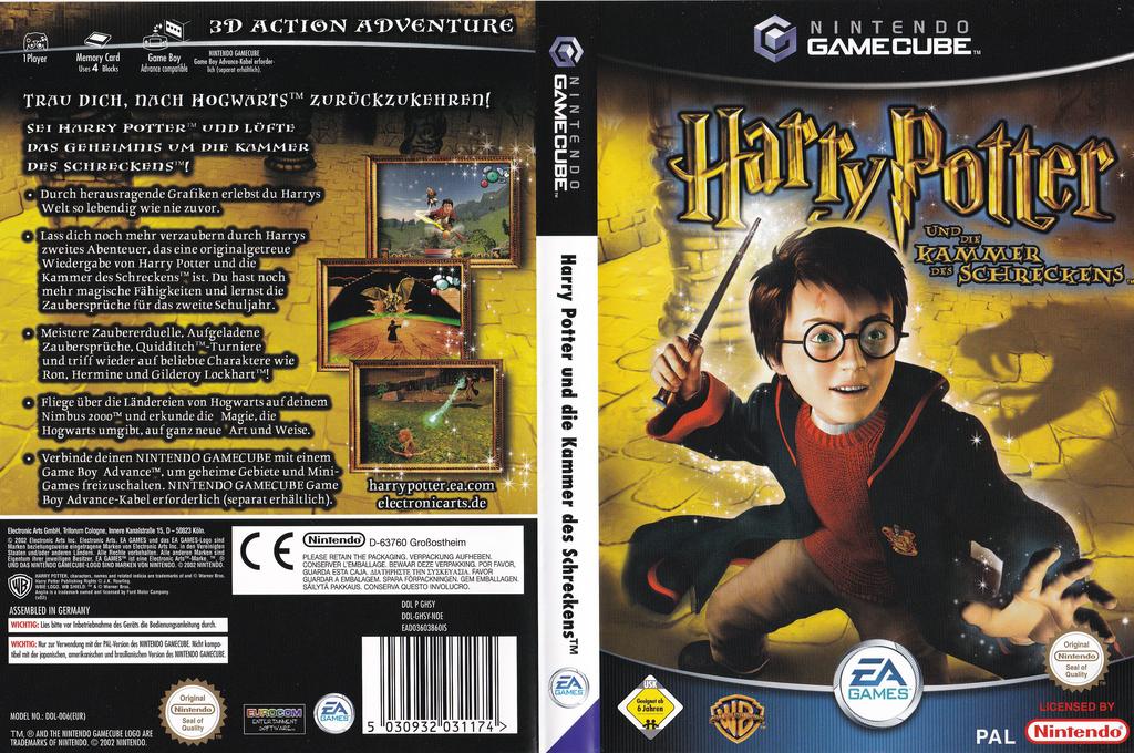 Harry Potter Und Die Kammer Des Schreckens Wii coverfullHQ (GHSY69)