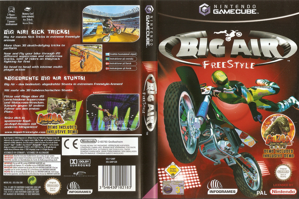 Wii coverfullHQ (GMRP70)