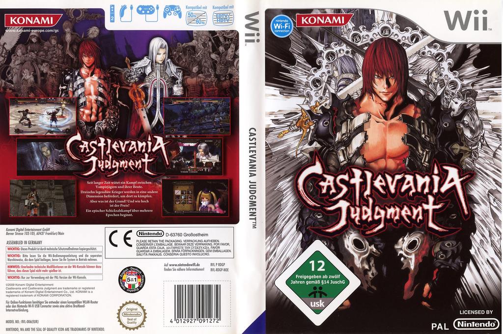 Castlevania Judgement Wii coverfullHQ (RDGPA4)