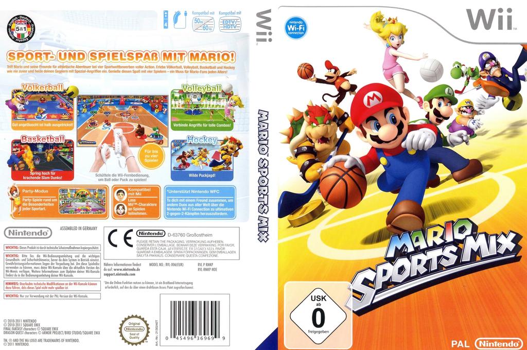 Mario Sports Mix Wii coverfullHQ (RMKP01)