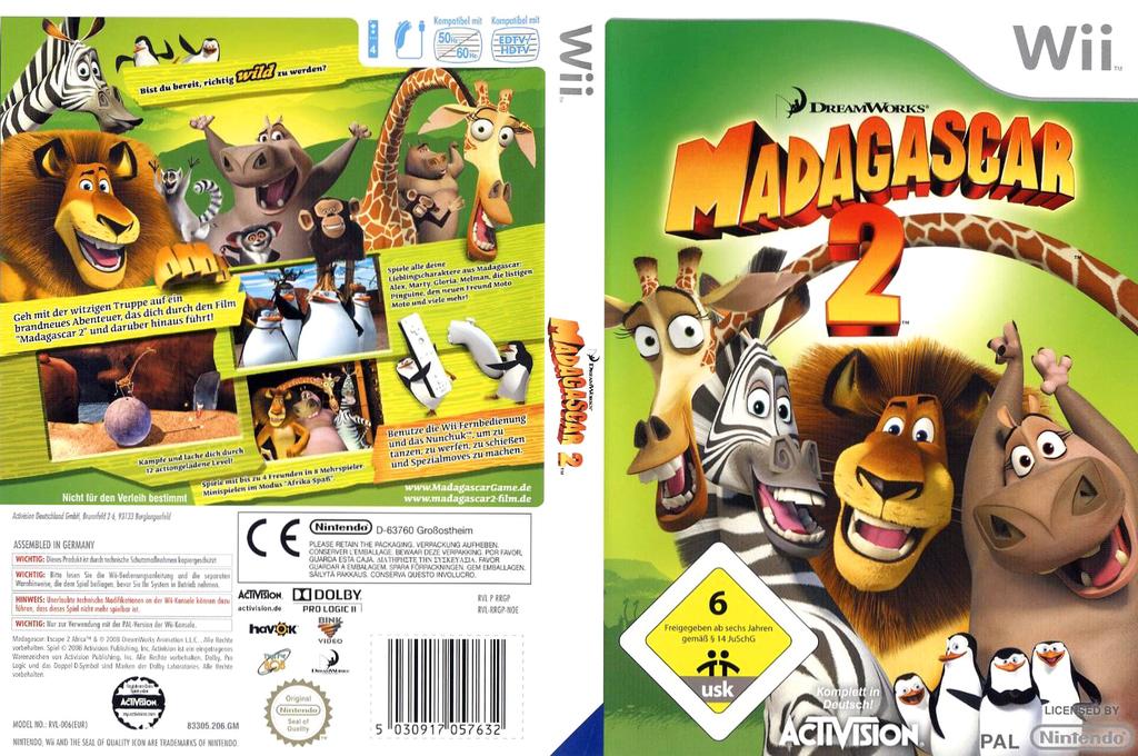 Madagascar 2 Wii coverfullHQ (RRGP52)