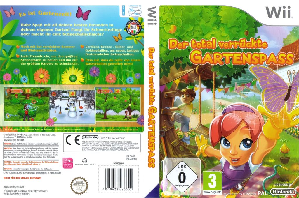 Der total verrückte Gartenspaß Wii coverfullHQ (SGDPKM)