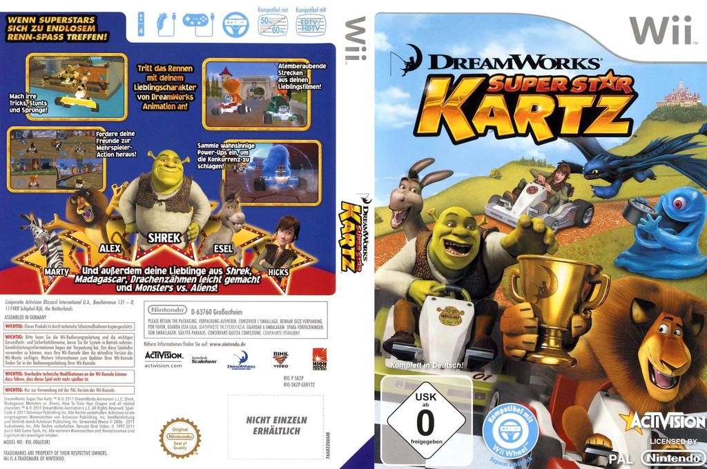 DreamWorks Super Star Kartz Array coverfullHQ (SKZP52)