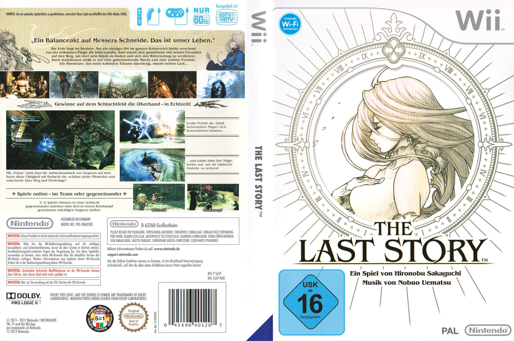 The Last Story Array coverfullHQ (SLSP01)