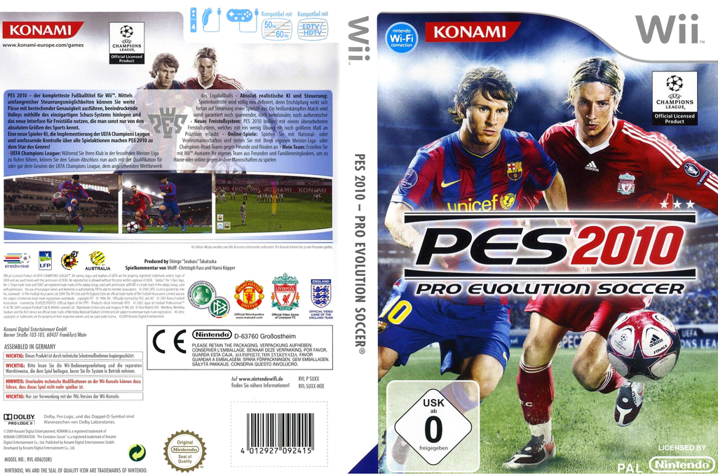 Pro Evolution Soccer 2010 Wii coverfullHQ (SUXYA4)