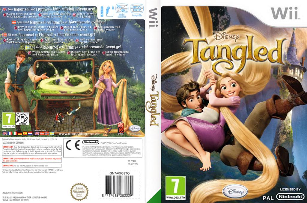 Disney Tangled Wii coverfullHQ (SRPP4Q)