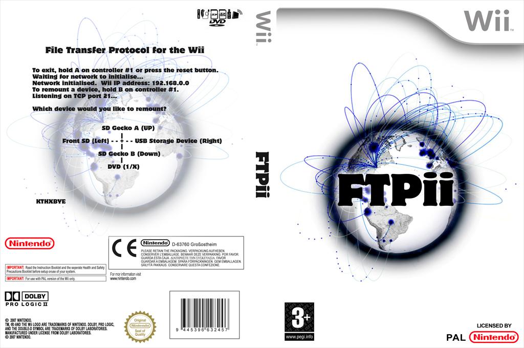FTPii Wii coverfullHQ (DFTA)