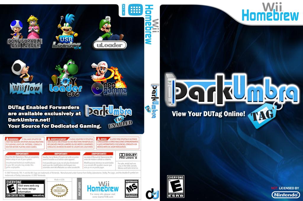DU Tag Channel Wii coverfullHQ (DUTG)