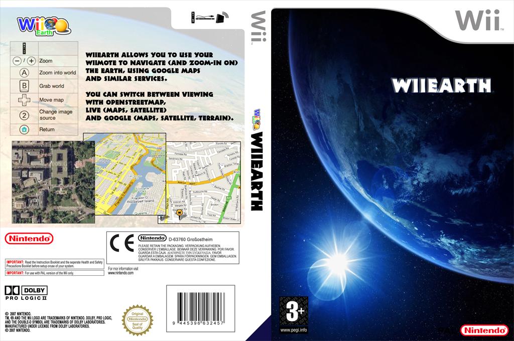 WiiEarth Wii coverfullHQ (DWEA)