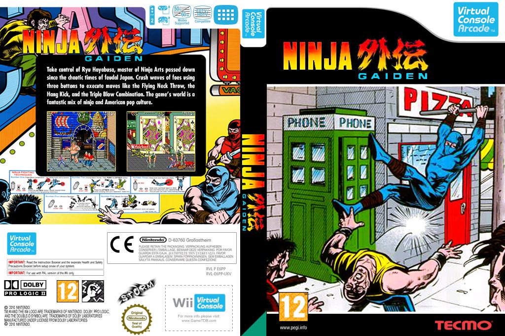 Ninja Gaiden Array coverfullHQ (E6PP)