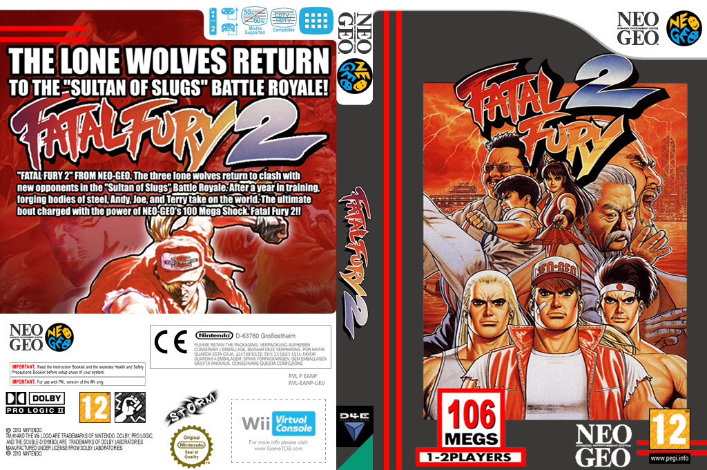Fatal Fury 2 Wii coverfullHQ (EANP)