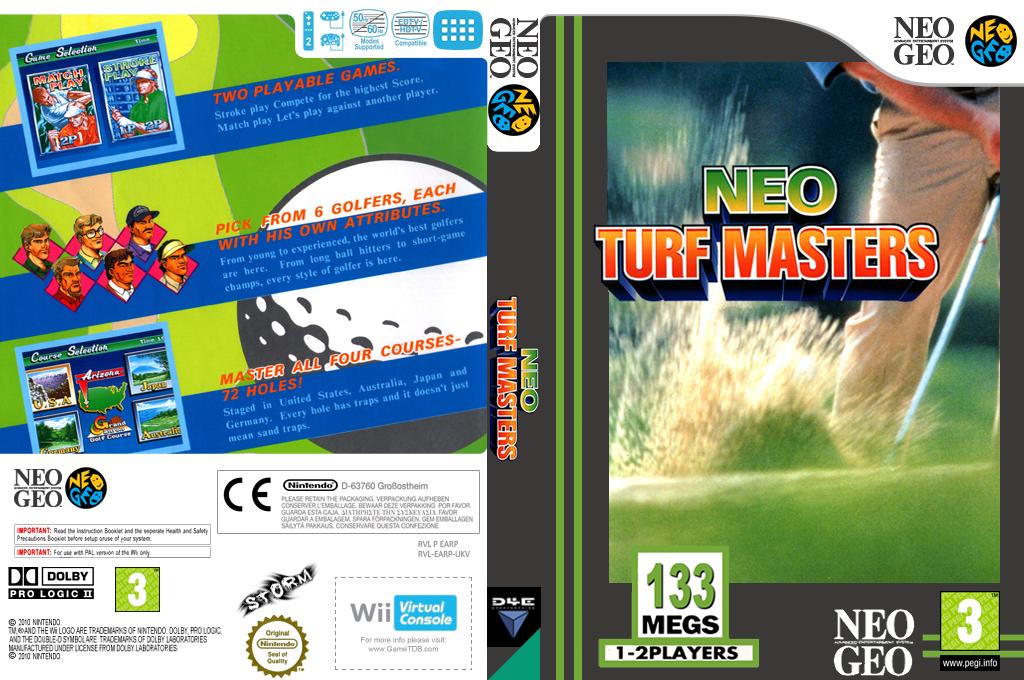 Neo Turf Masters Wii coverfullHQ (EARP)