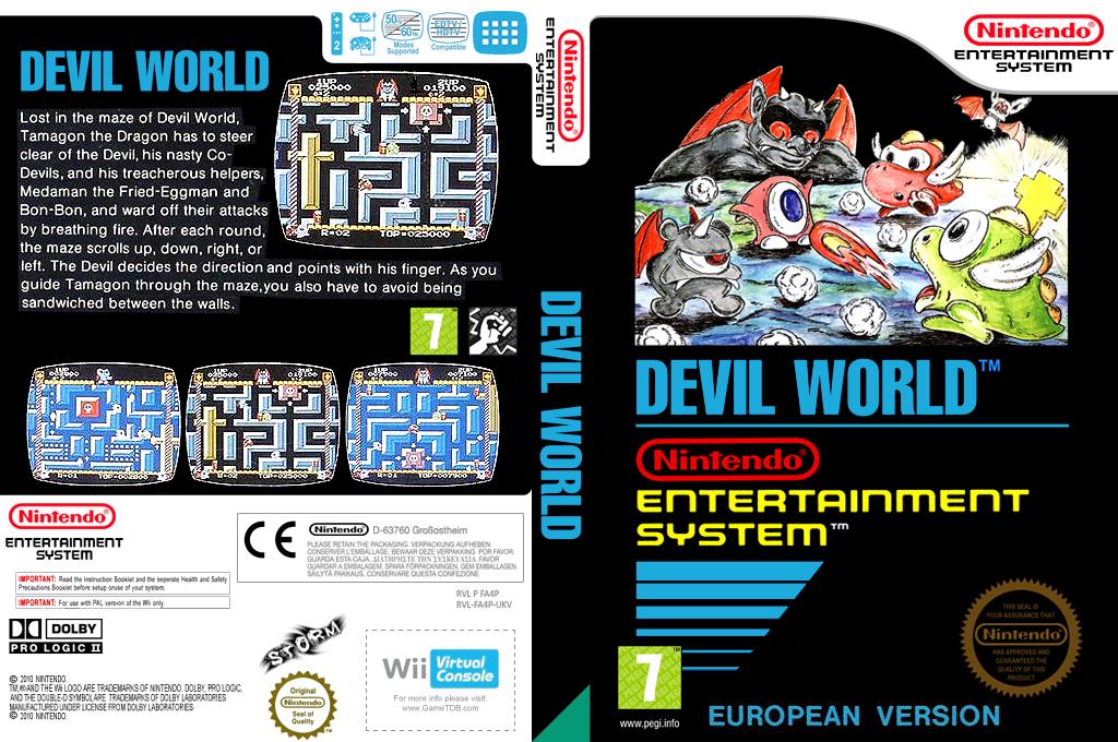Devil World Wii coverfullHQ (FA4P)