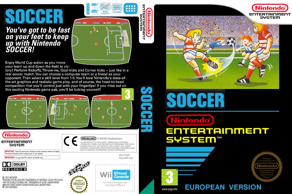 Soccer Array coverfullHQ (FAIP)