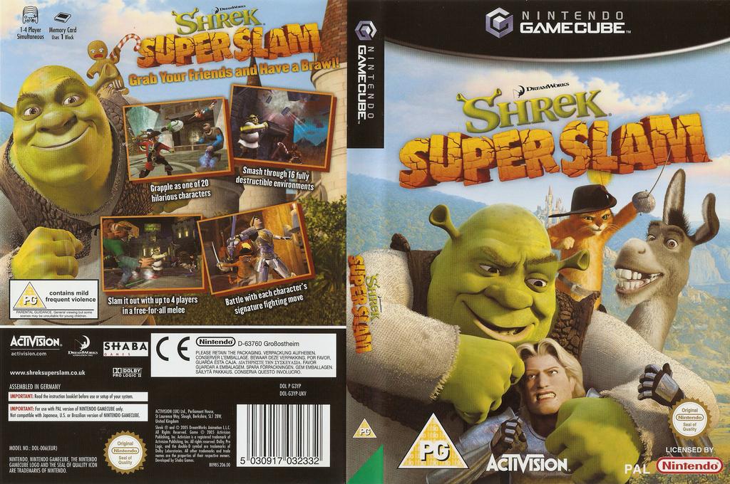 Shrek Super Slam Wii coverfullHQ (G3YP52)