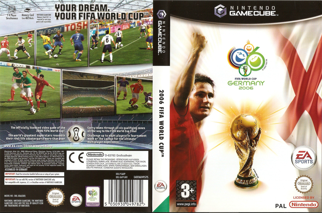 2006 FIFA World Cup Wii coverfullHQ (G6FP69)
