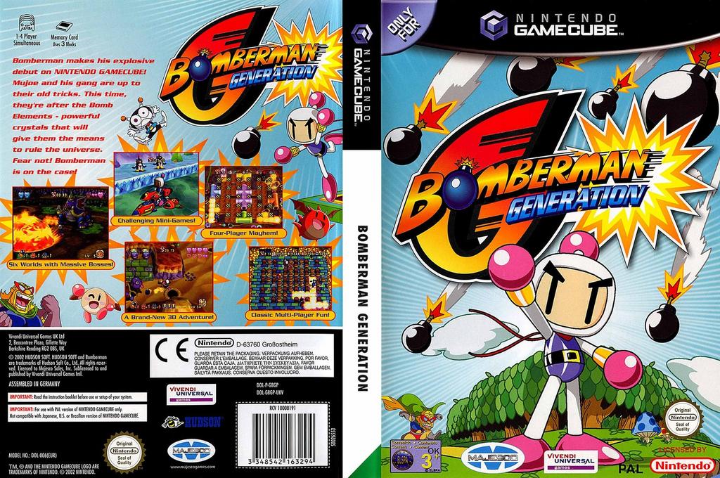 Bomberman Generation Wii coverfullHQ (GBGP7D)