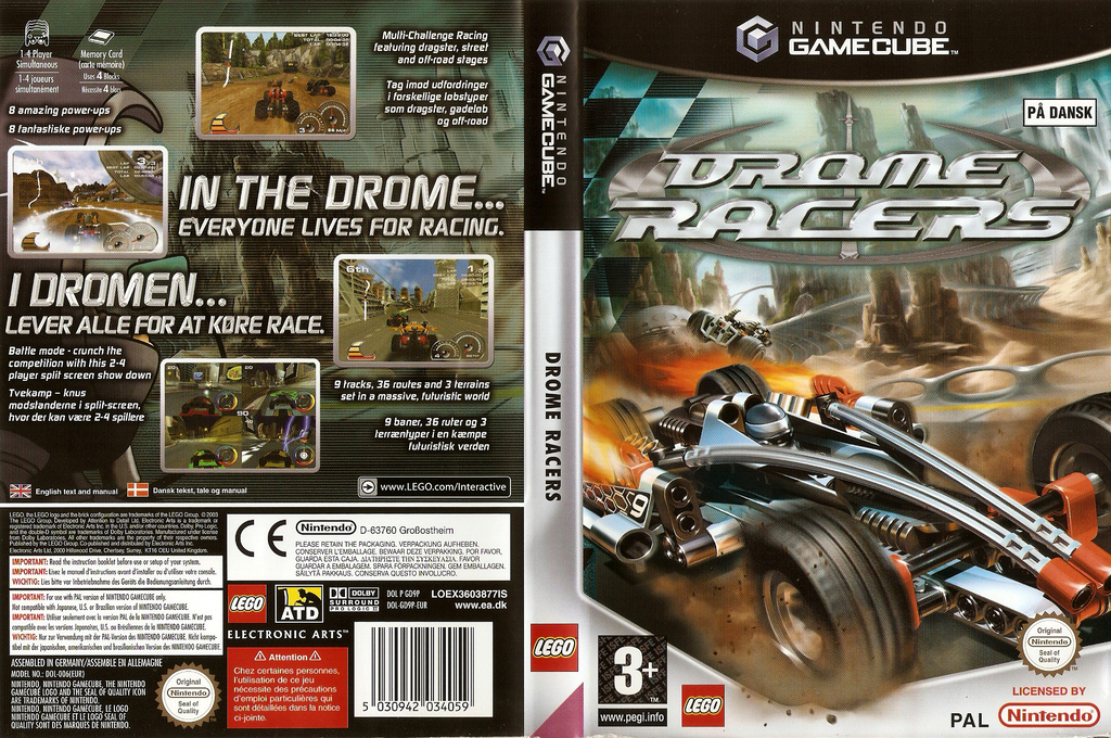 Drome Racers Wii coverfullHQ (GD9P69)