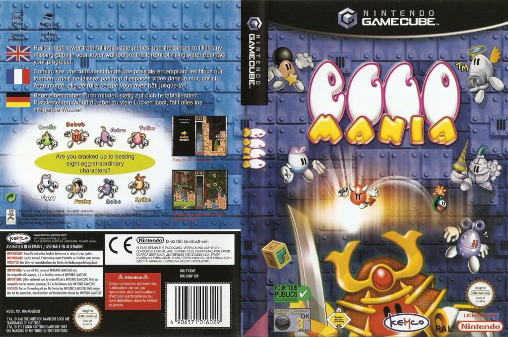 Eggo Mania Wii coverfullHQ (GEMP7F)