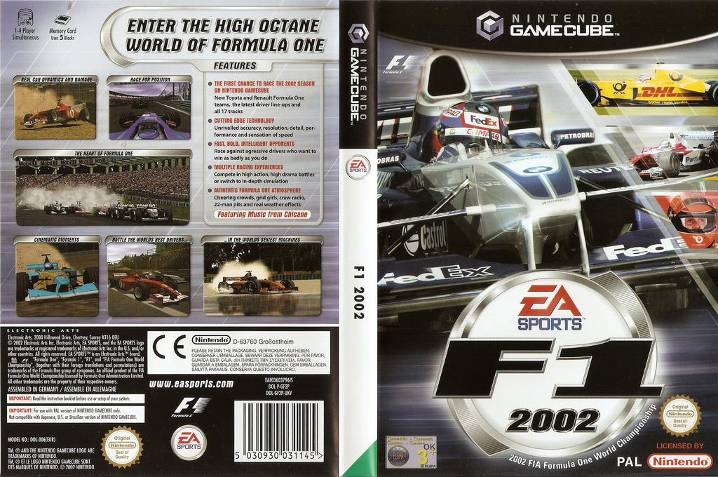 F1 2002 Array coverfullHQ (GF2P69)