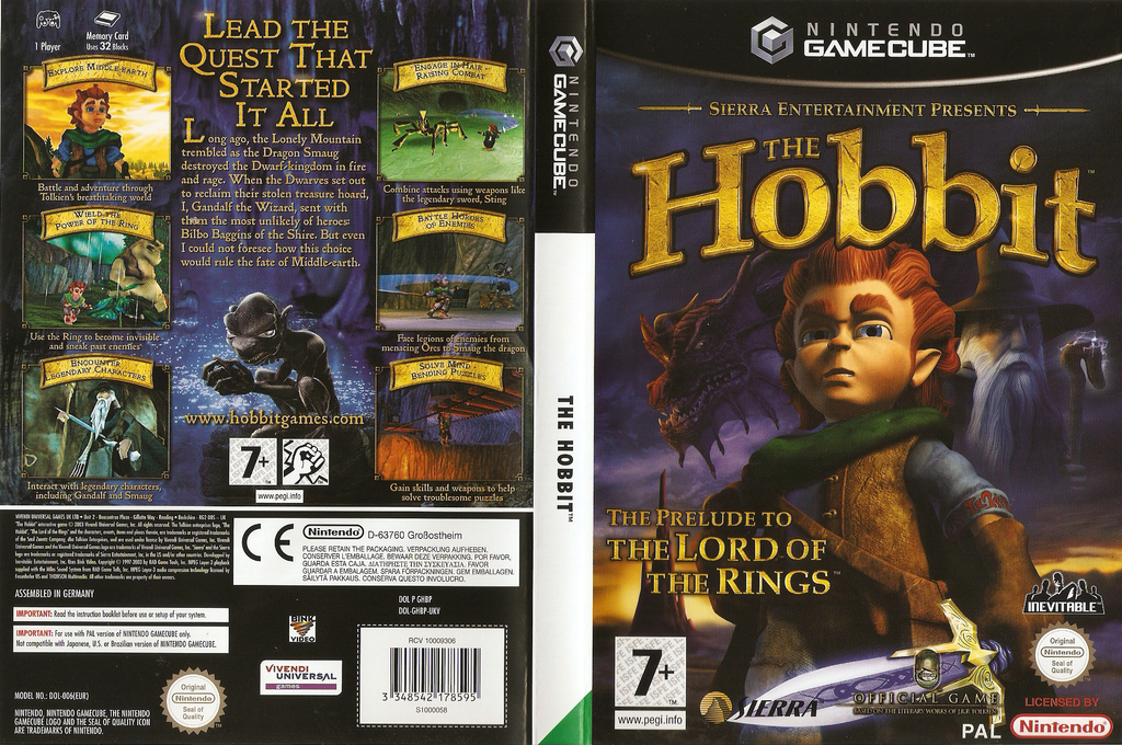 The Hobbit Wii coverfullHQ (GHBP7D)