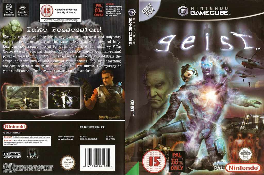 Geist Wii coverfullHQ (GITP01)