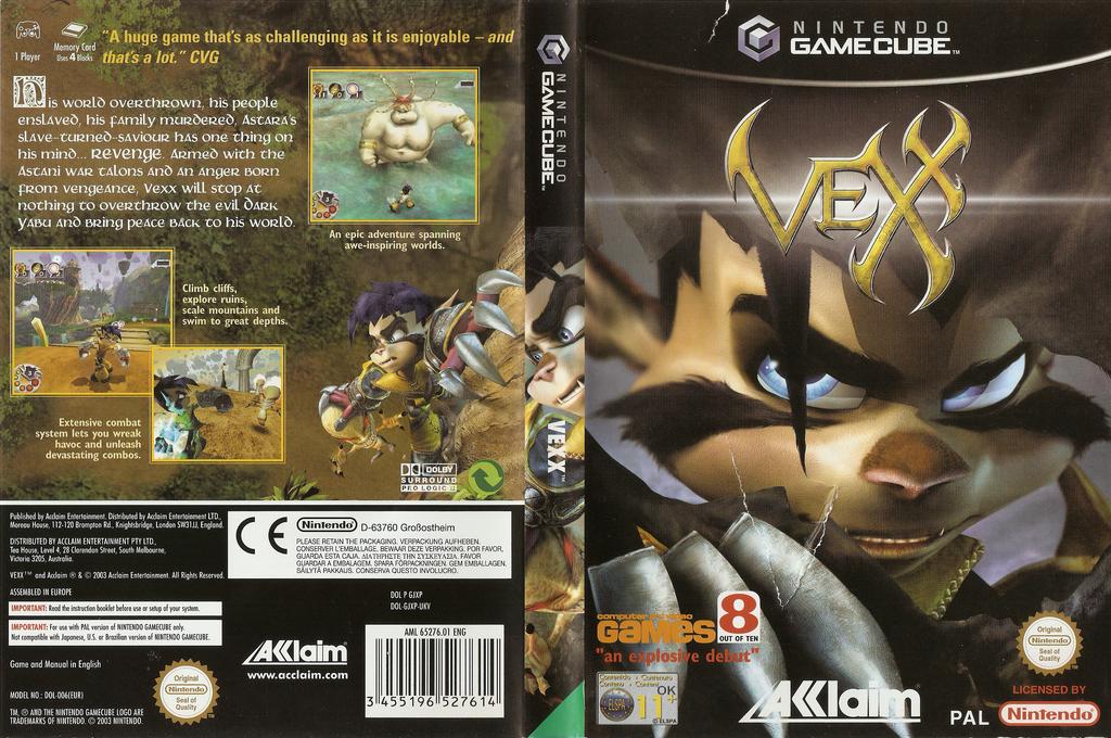 Vexx Wii coverfullHQ (GJXP51)