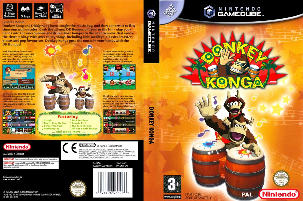 Donkey Konga Wii coverfullHQ (GKGP01)