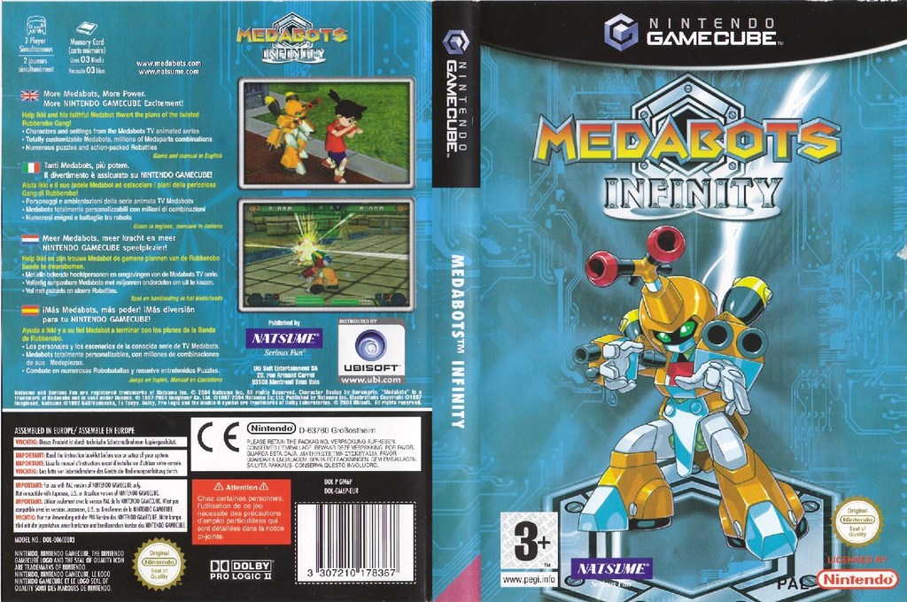 Medabots Infinity Wii coverfullHQ (GM6PE9)
