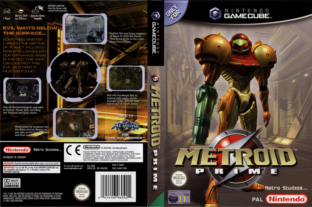 Metroid Prime Wii coverfullHQ (GM8P01)