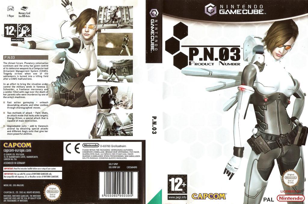 P.N.03 Wii coverfullHQ (GPNP08)