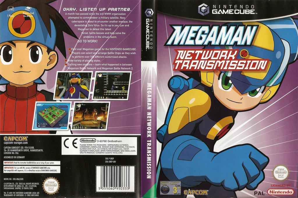 Mega Man Network Transmission Wii coverfullHQ (GREP08)