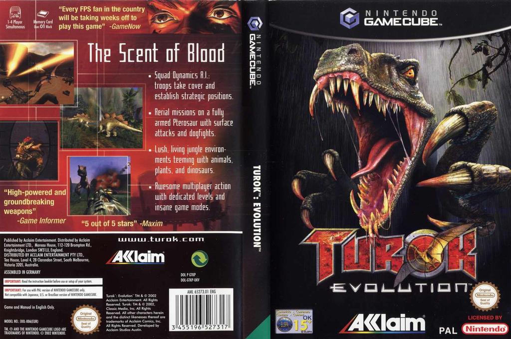 Turok Evolution Wii coverfullHQ (GTKP51)