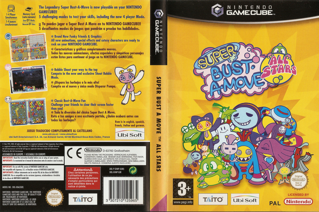Super Bust-A-Move All Stars Wii coverfullHQ (GVMP41)