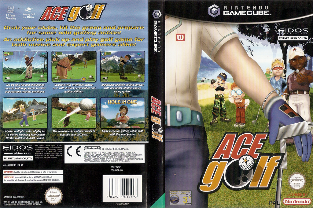 Ace Golf Wii coverfullHQ (GWGP4F)