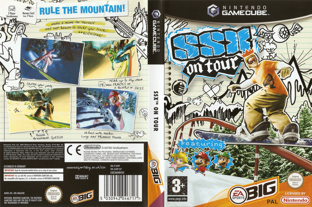 SSX On Tour Wii coverfullHQ (GXOP69)