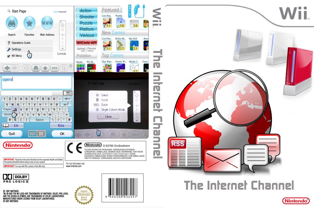 Internet Channel Wii coverfullHQ (HADP)