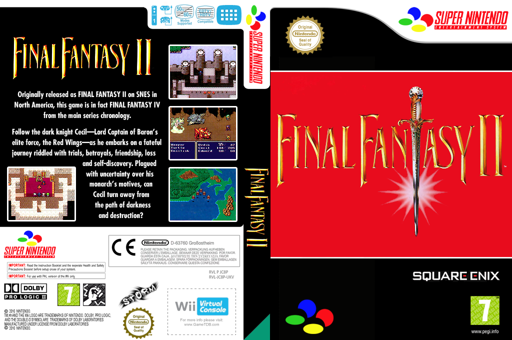 Final Fantasy 2 Wii coverfullHQ (JC8P)