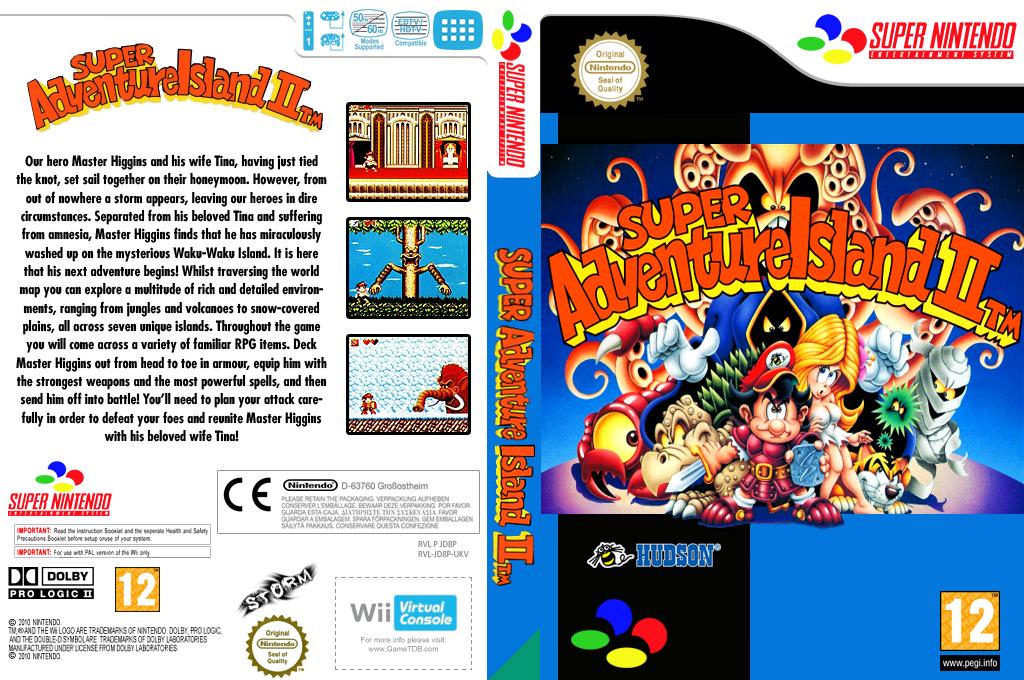 Super Adventure Island II Wii coverfullHQ (JD8P)