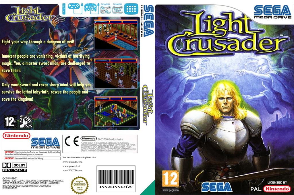 Light Crusader Wii coverfullHQ (MBYP)
