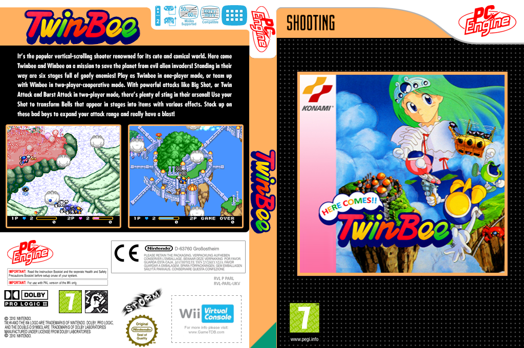 Detana Twin Bee Wii coverfullHQ (PARL)