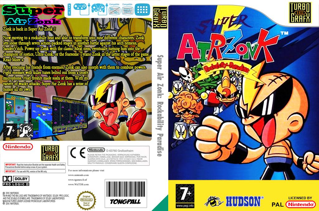 Super Air Zonk Wii coverfullHQ (QAAP)