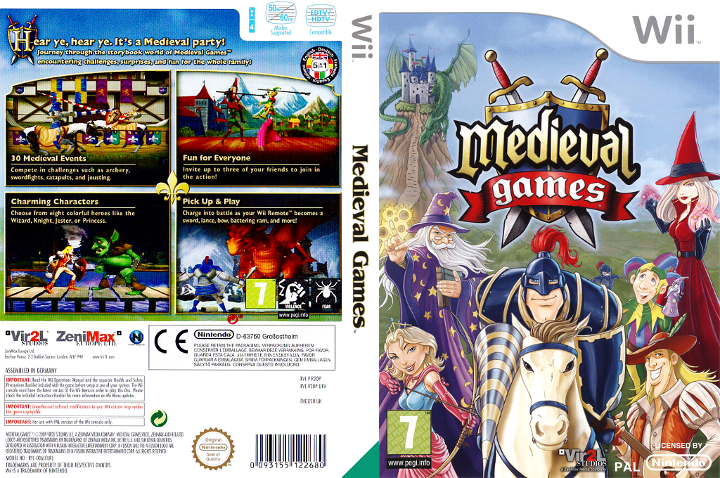 Medieval Games Array coverfullHQ (R2OP68)