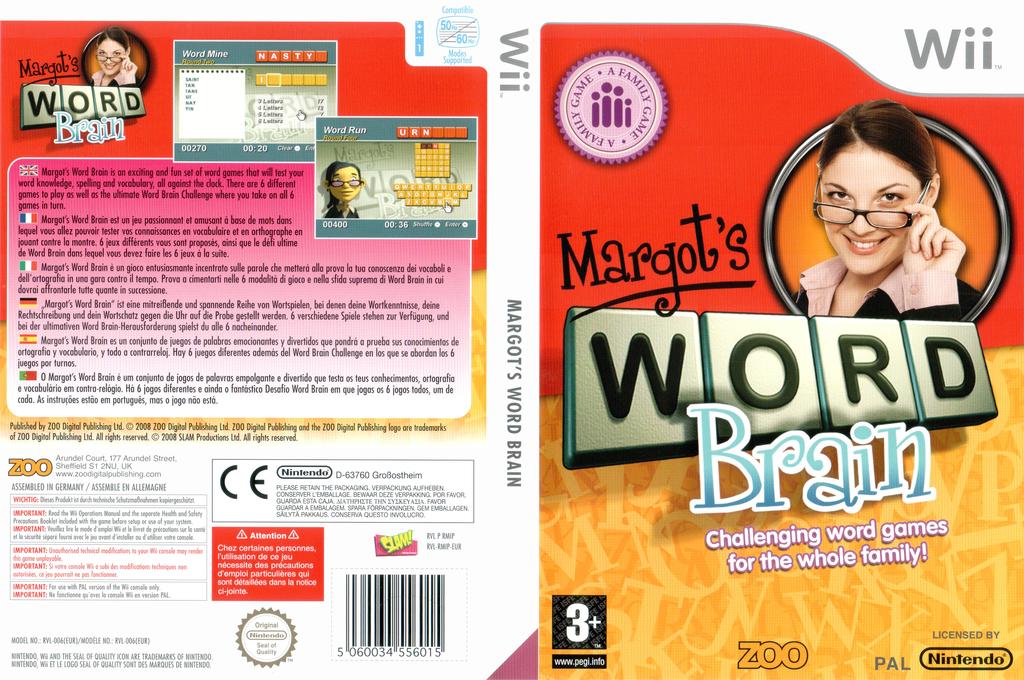 Margot's Word Brain Wii coverfullHQ (RMIP7J)
