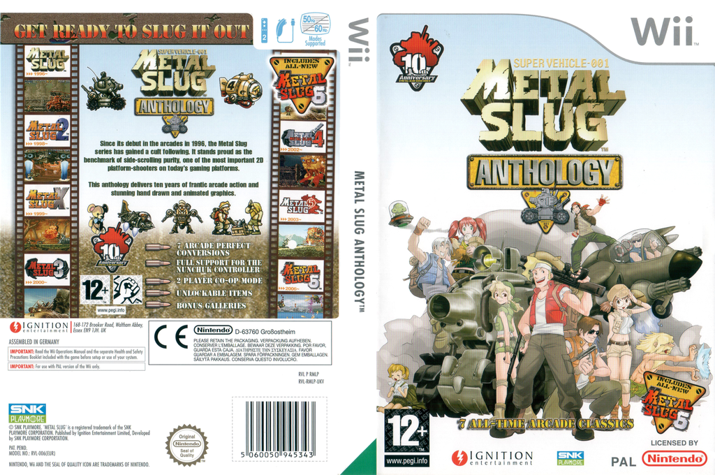 Metal Slug Anthology Wii coverfullHQ (RMLP7U)