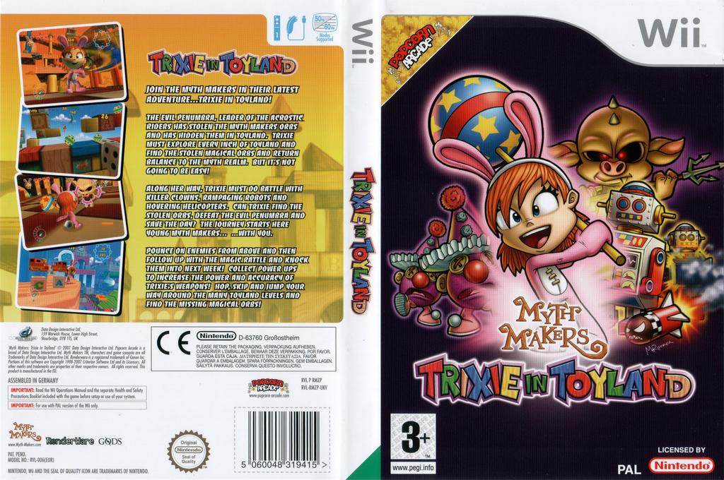 Myth Makers: Trixie in Toyland Wii coverfullHQ (RMZPUG)